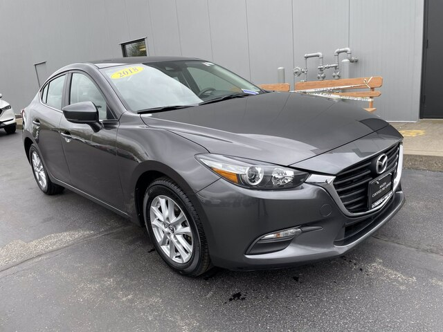 Mazda Mazda3 4-Door Under 500 Dollars Down