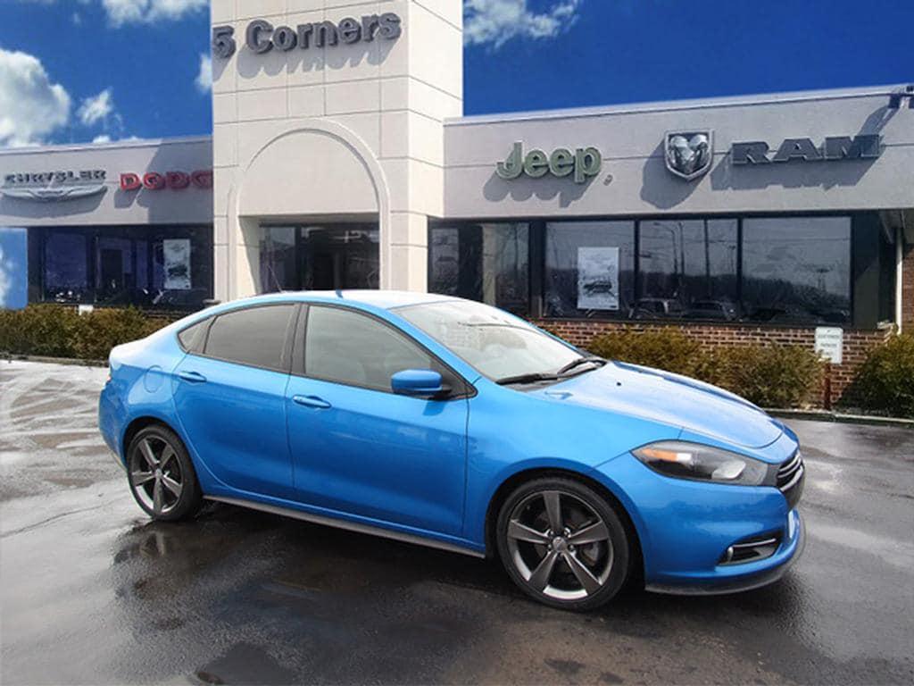 Dodge Dart Under 500 Dollars Down
