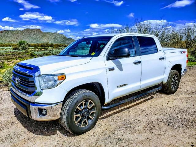 Toyota Tundra 4WD Truck Under 500 Dollars Down