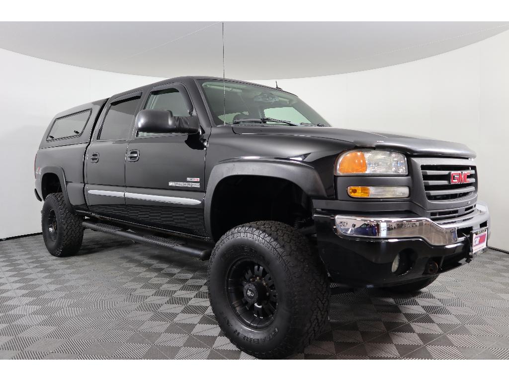 GMC Sierra 2500HD Under 500 Dollars Down