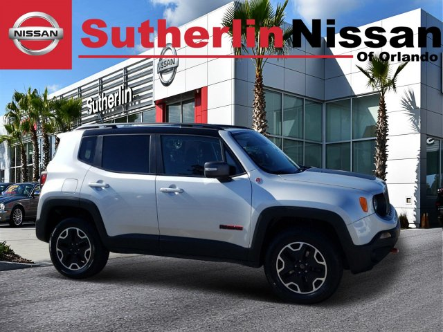 2017 Jeep Renegade