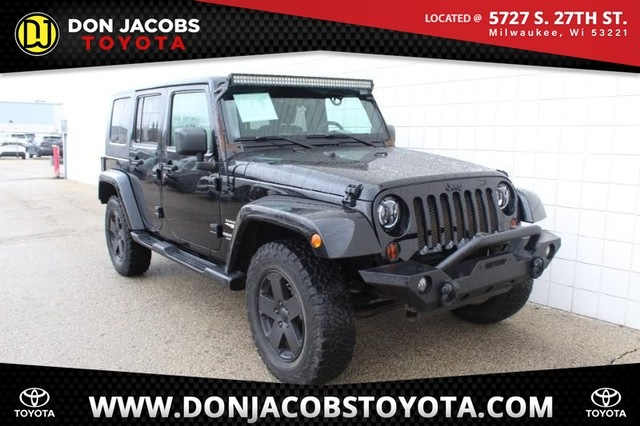 Jeep Wrangler Unlimited Under 500 Dollars Down