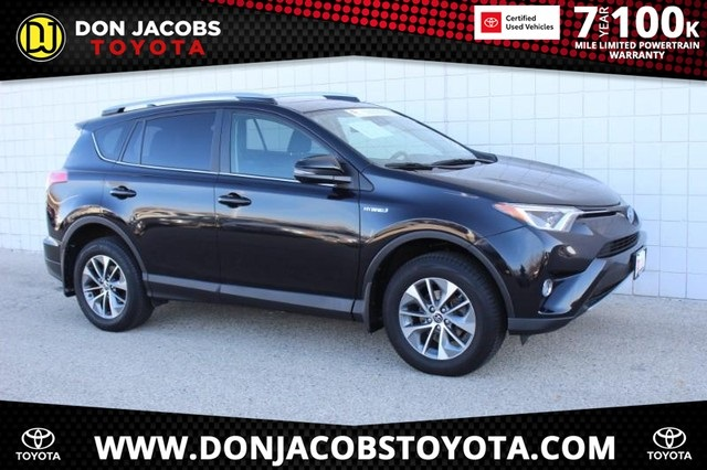 Toyota RAV4 Hybrid Under 500 Dollars Down