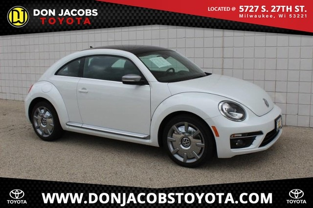 Volkswagen Beetle Coupe Under 500 Dollars Down