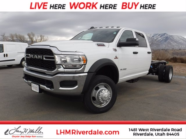 2021 RAM 5500 Chassis Cab  photo