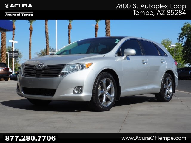2010 Toyota Venza FWD V6 photo