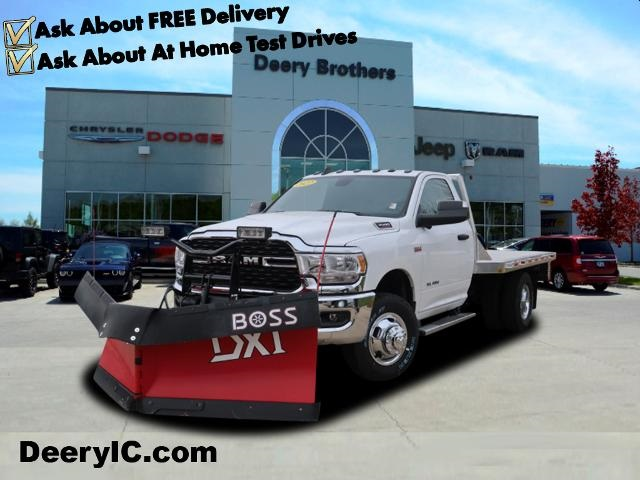 2022 RAM 3500 Chassis Cab