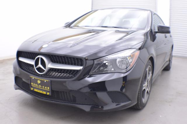 New and used mercedes benz cla for sale in san antonio tx for Used mercedes benz san antonio
