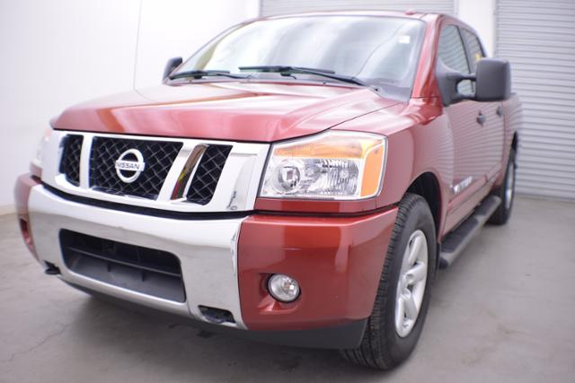 Pre Owned Nissan Titan Under $500 Down