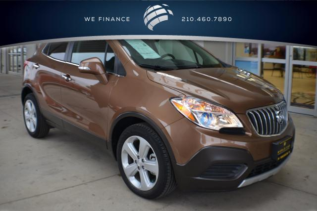 new and used buick encore for sale in san antonio tx the car connection. Black Bedroom Furniture Sets. Home Design Ideas