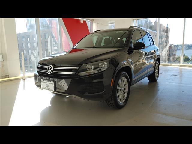 Volkswagen Tiguan Limited Under 500 Dollars Down