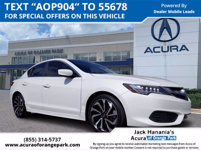 2018 Acura ILX Special Edition photo