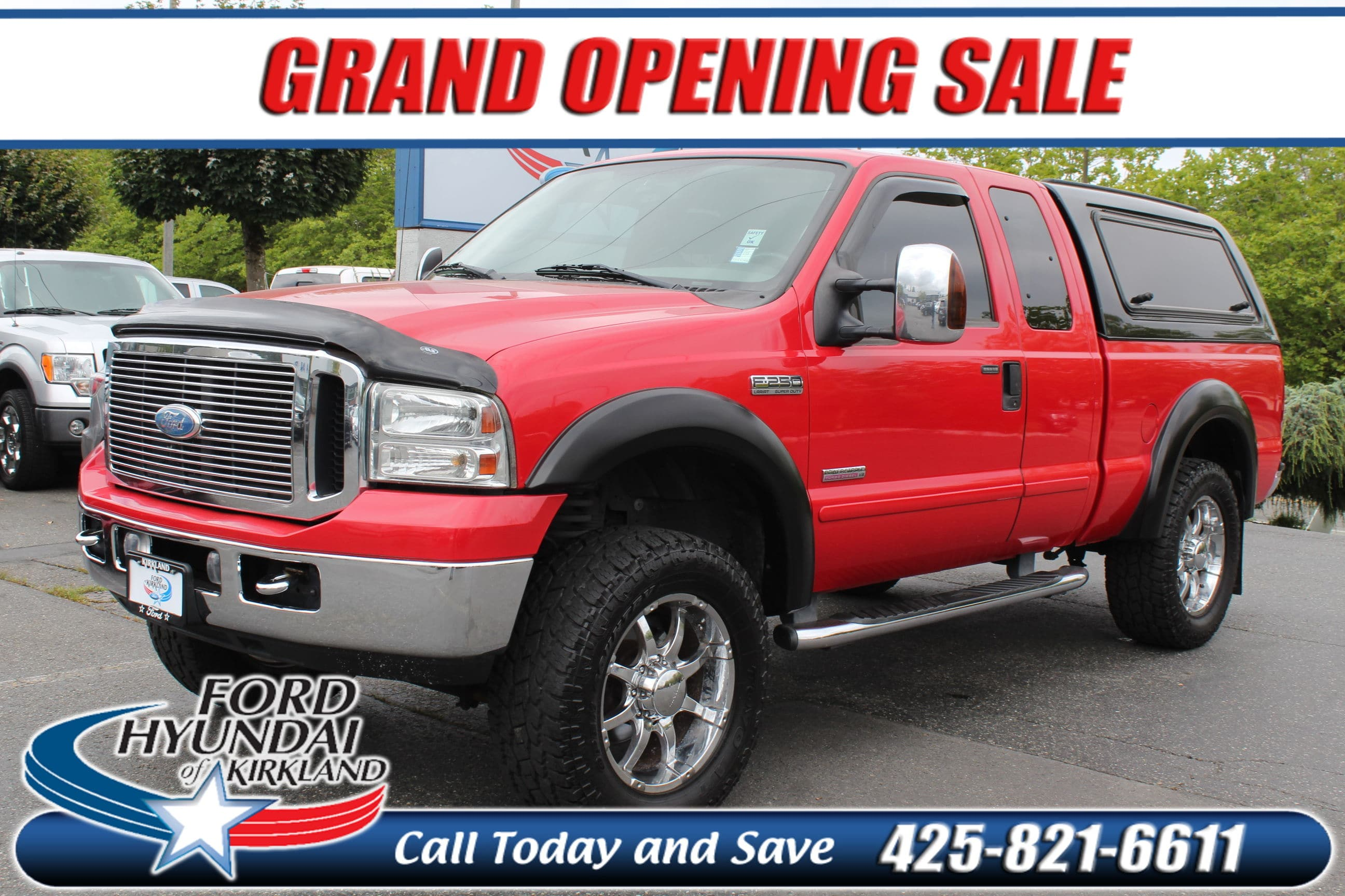Ford Super Duty F-250 Under 500 Dollars Down