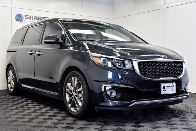 2016 kia sedona sxl black 2016 kia sedona sx l car for sale in watertown ct 4516115242. Black Bedroom Furniture Sets. Home Design Ideas