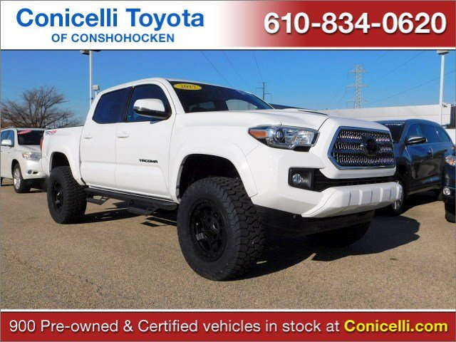 2017 Toyota Tacoma TRD Sport in Conshohocken, PA   Used Cars for Sale on EasyAutoSales.com