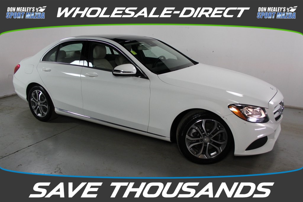 New and used mercedes benz c for sale in orlando fl u s for Used mercedes benz orlando fl