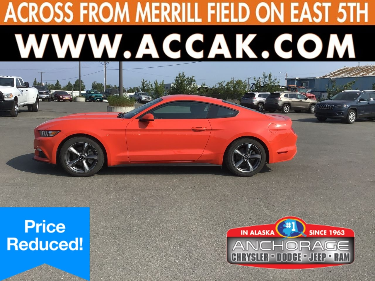 2015 Ford Mustang EcoBoost photo