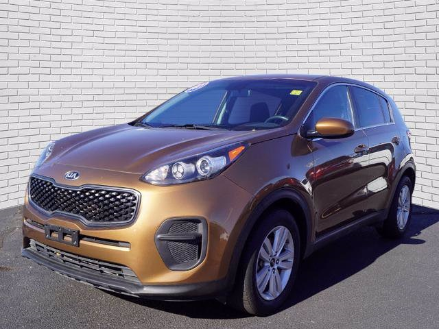 2017 Kia Sportage  photo