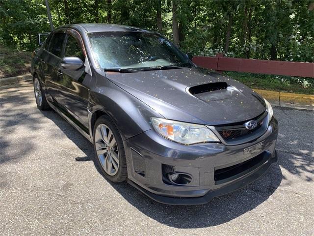 Subaru Impreza Sedan WRX Under 500 Dollars Down