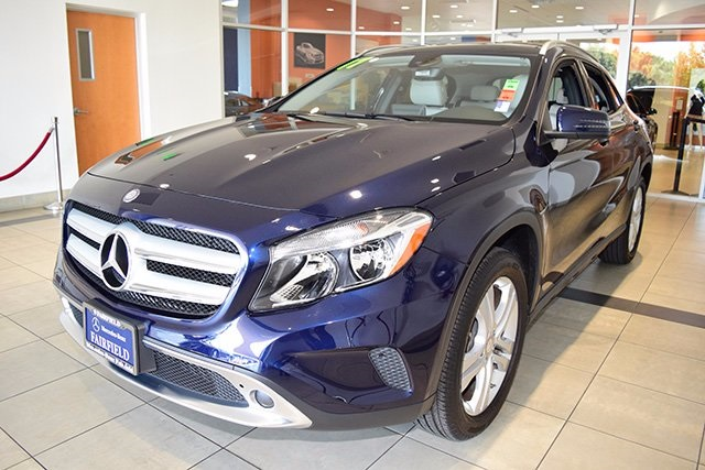 New and used mercedes benz gla for sale in walnut creek for Walnut creek mercedes benz dealer
