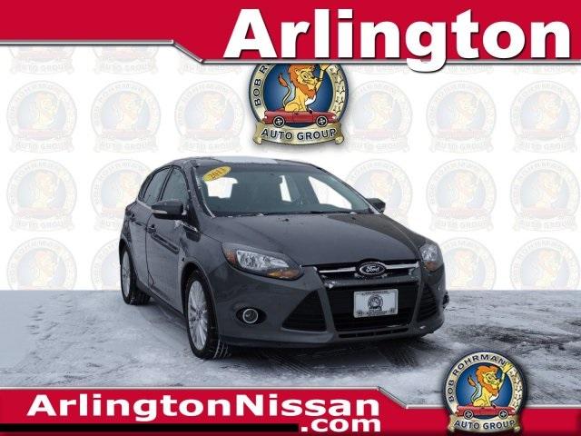 2013 Ford Focus Titanium Hatchback w/ Navigation