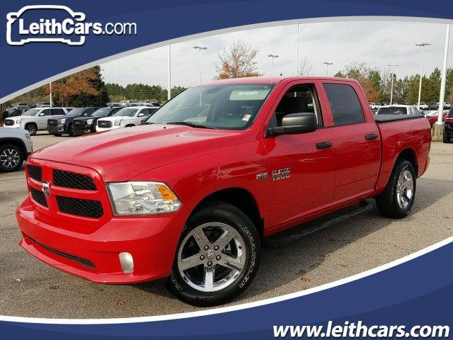 2014 RAM RSX Tradesman photo