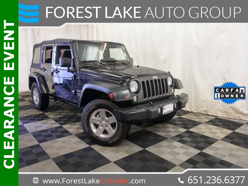 new and used jeep wrangler for sale in saint paul mn u s news world report. Black Bedroom Furniture Sets. Home Design Ideas