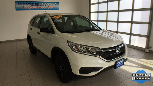 2016 Honda CR-V LX photo
