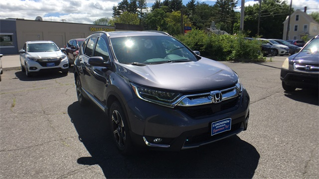 2019 Honda CR-V Touring photo