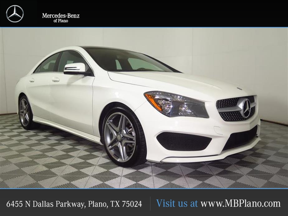New and used mercedes benz cla for sale in frisco tx u for Mercedes benz frisco