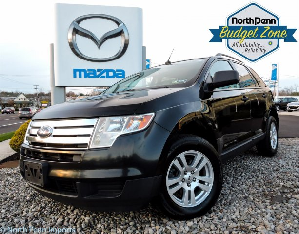Rent To Own Ford Edge in COLMAR