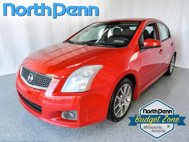 Rent To Own Nissan Sentra in COLMAR