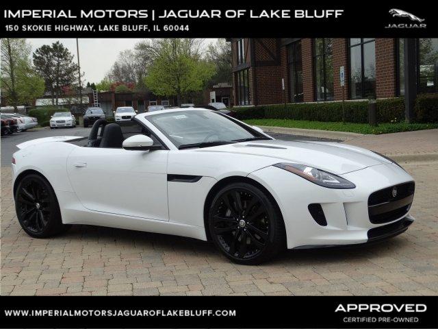 2014 Jaguar F-TYPE V6