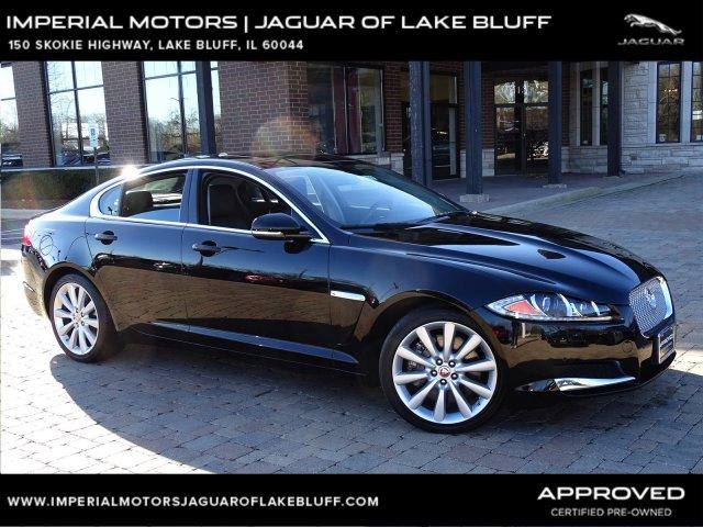 2014 Jaguar XF V6 SC AWD