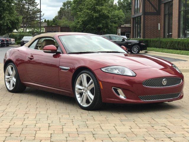 2013 Jaguar XK LUXURY