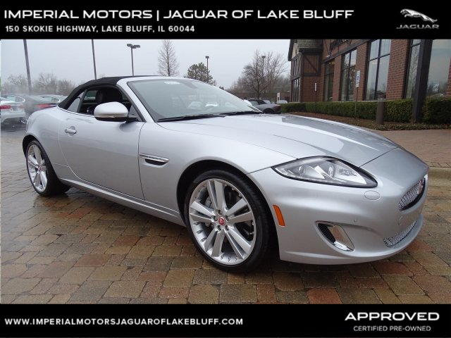 New And Used Jaguar Convertibles For Sale In Illinois Il