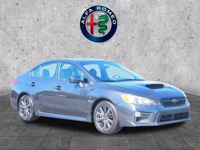 2018 Subaru Impreza WRX photo