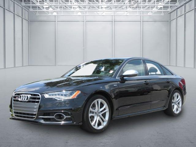2013 Audi S6 Prestige