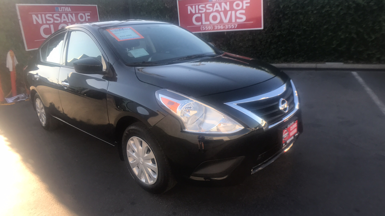 nissan versa sedan for sale in fresno ca the car connection. Black Bedroom Furniture Sets. Home Design Ideas