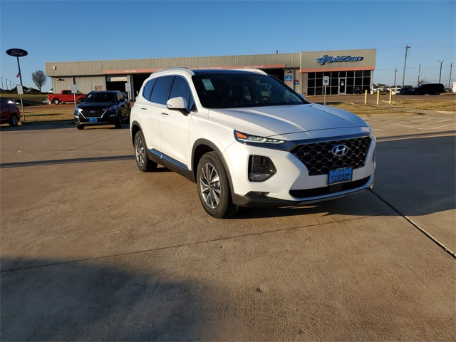 2020 Hyundai Santa Fe  photo