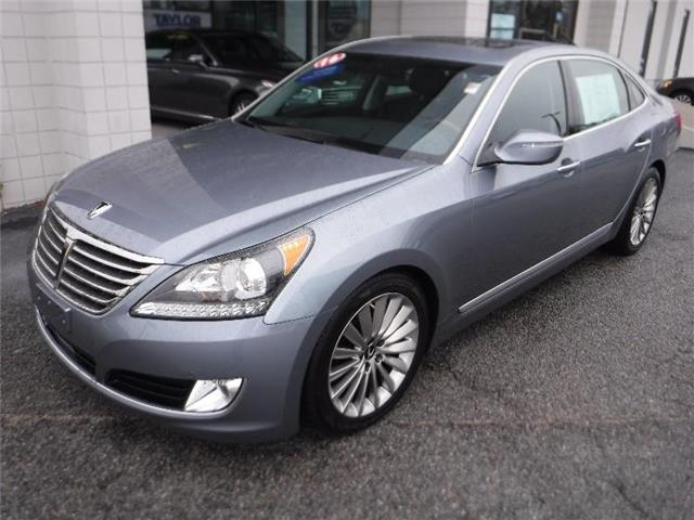 new and used hyundai equus for sale u s news world report. Black Bedroom Furniture Sets. Home Design Ideas