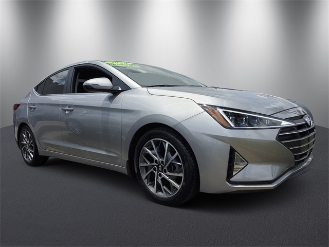 2020 Hyundai Elantra Limited photo