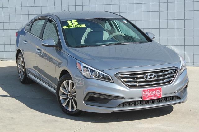 2015 Hyundai Sonata Sport 2.4L