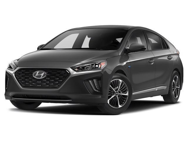 2021 Hyundai Ioniq Plug-In Hybrid Limited photo