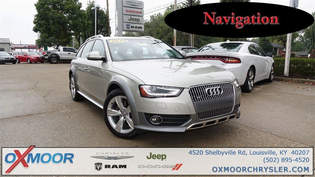 Pre Owned Audi allroad Under $500 Down