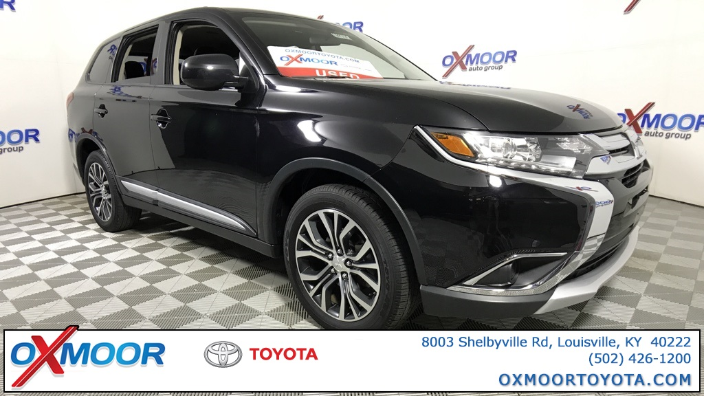 Pre Owned Mitsubishi Outlander Under $500 Down