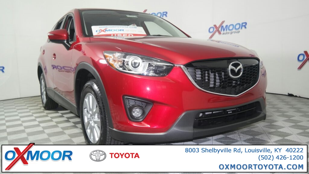 Pre Owned Mazda CX-5 Under $500 Down