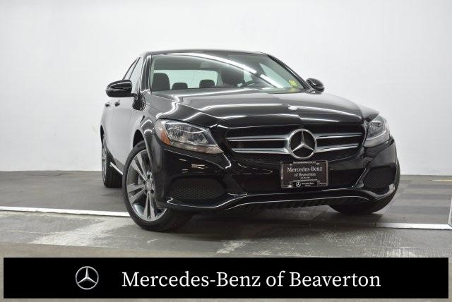 2017 Mercedes Benz C-Class for sale in Portland