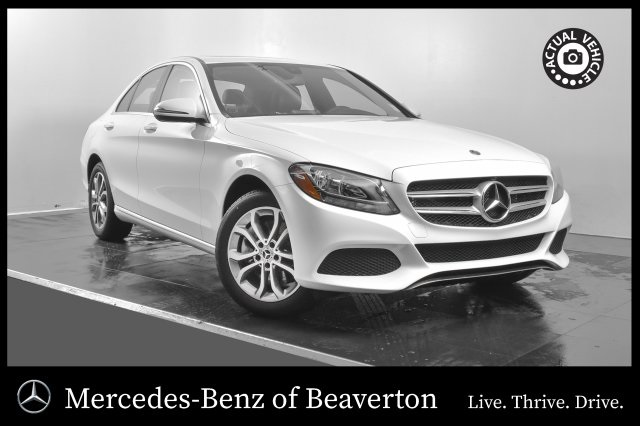2018 Mercedes Benz C-Class for sale in Portland