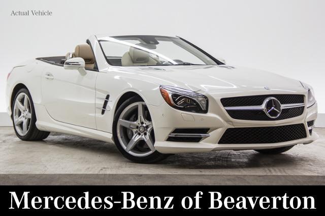 New and used mercedes benz sl class for sale in portland for Mercedes benz of portland portland or